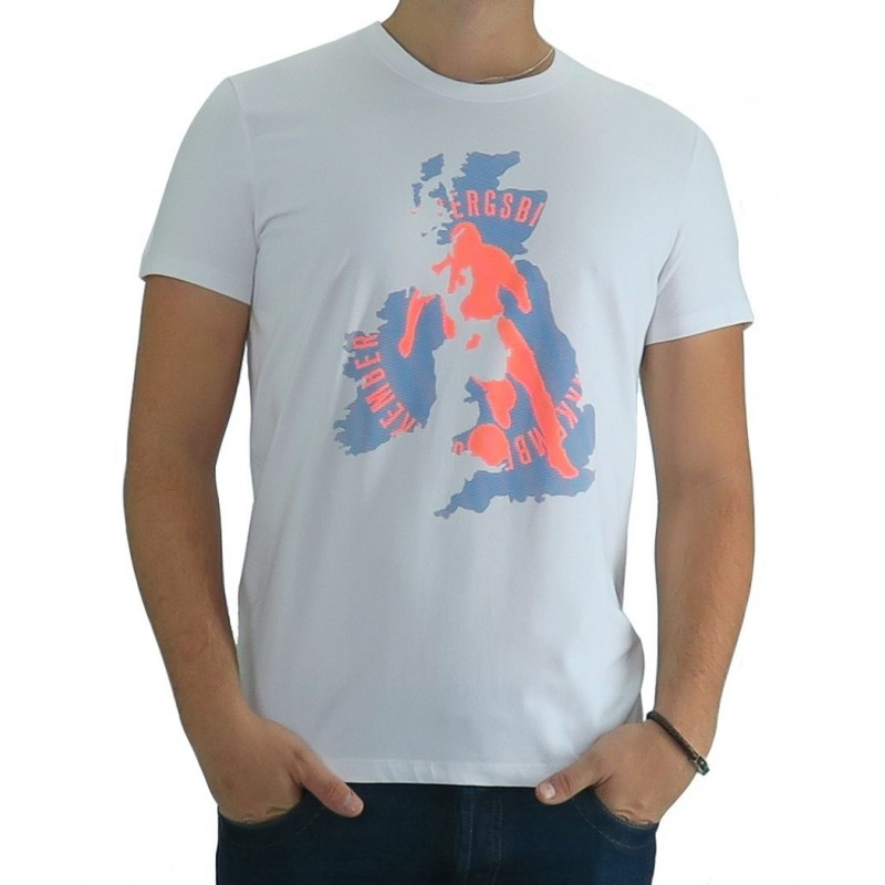 Tshirt Dirk Bikkembergs English Football