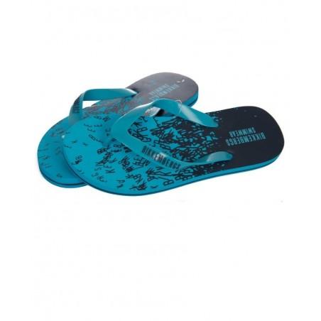Dirk Bikkembergs Sea - Chanclas y sandalias - Ropa de marca Dirk Bikkembergs Chanclas Hombre color turquesa primavera-verano 20