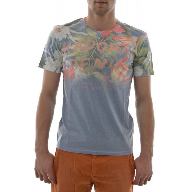 Kaporal Tshirt Layse Blue