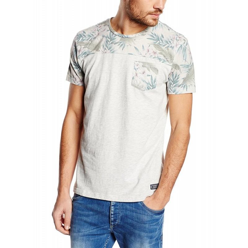 Kaporal Tshirt Traxe Grey