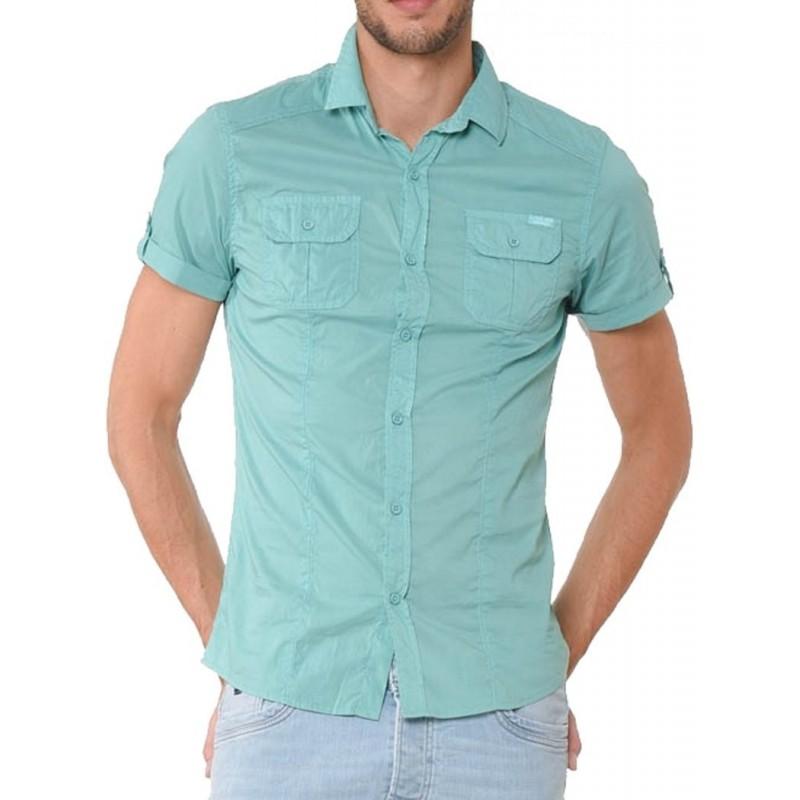 Kaporal Shirt Farce Jade