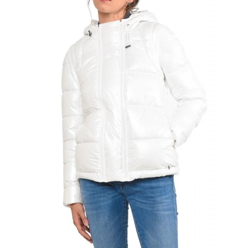 Kaporal Jacket Treiz Off White