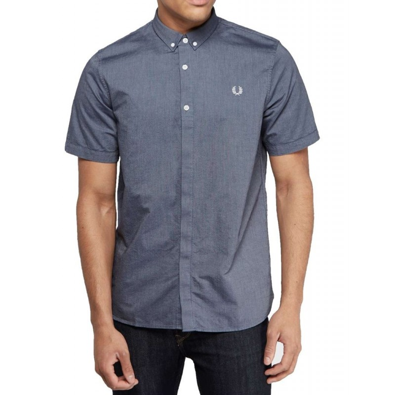 Camisa Fred Perry Oxford classic para...