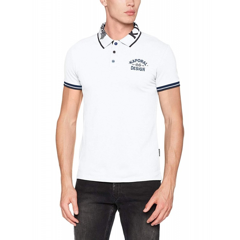 Kaporal Jeans Short Sleeve Polo Shirt...