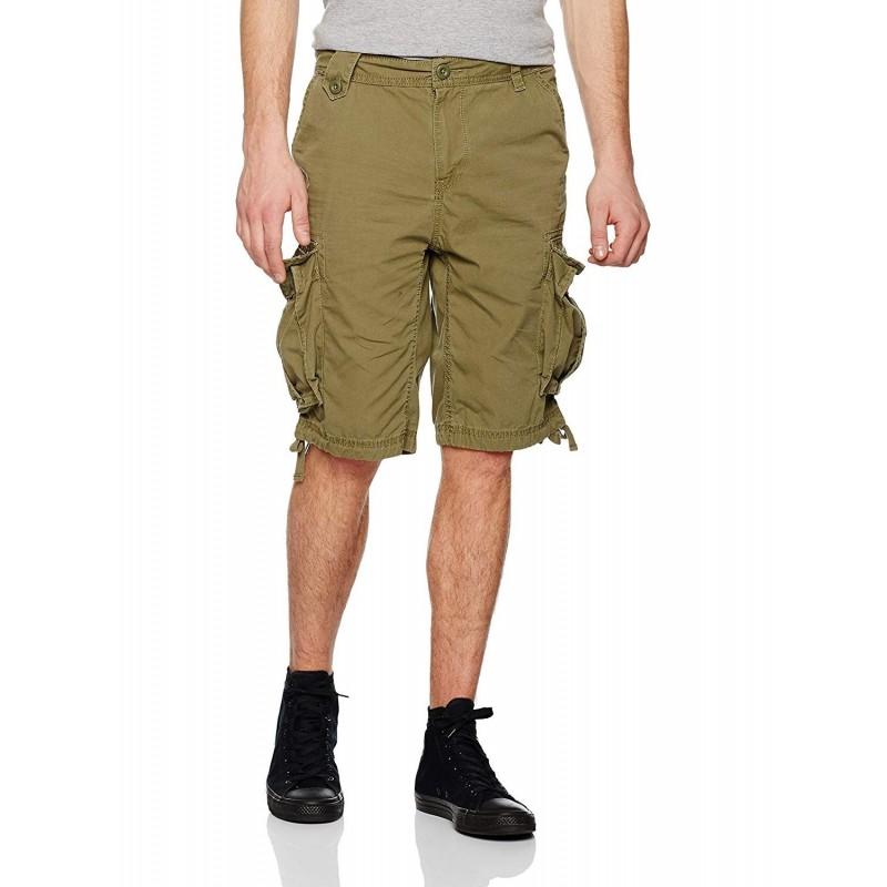 Pantalones cortos cargo army Kaporal...