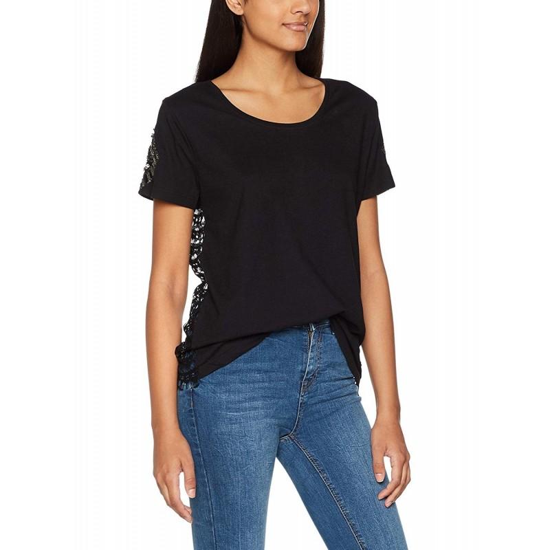 Damen Kurzarm T-Shirt Kaporal Jeans...