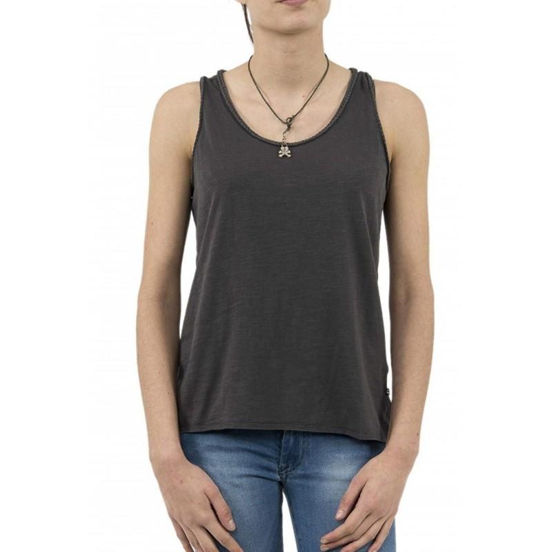 Women's sleeveless t-shirt Le Temps...