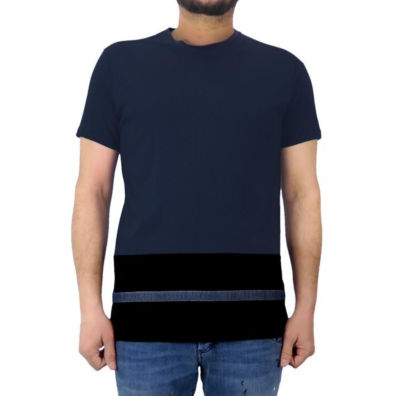 T-shirt manica corta da uomo Dirk...