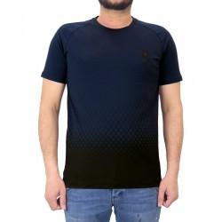 T-shirt manica corta da...