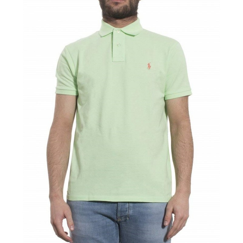 Polo manga corta Ralph Lauren color...