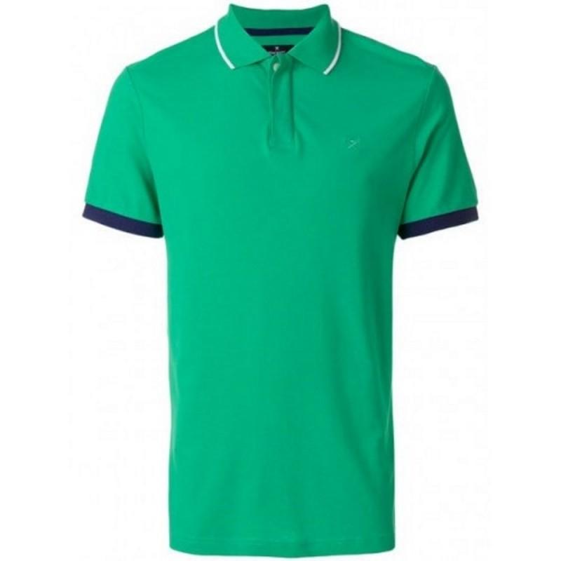 Polo hombre Hackett color verde...