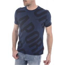camiseta manga corta color...