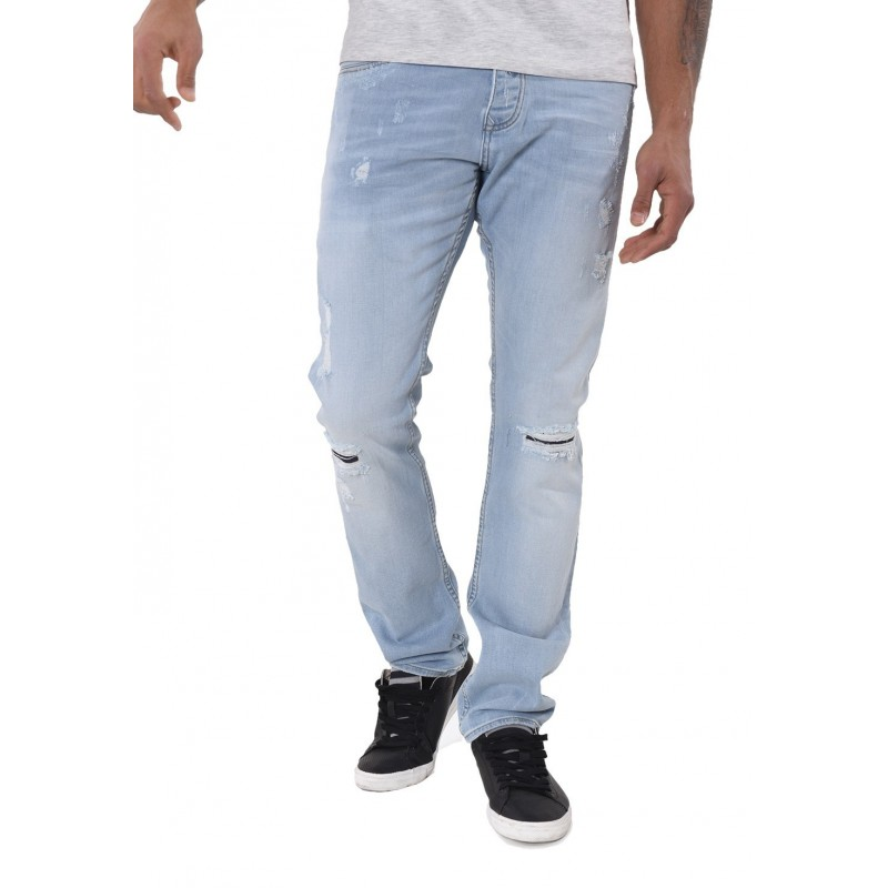 jeans hombre  kaporal JIKAR DESTROY