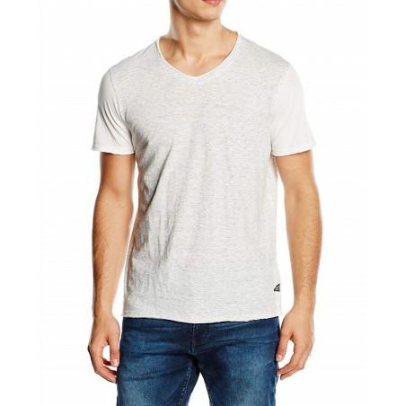 Camiseta manga corta hombre JAPAN RAGS HPITER - Camisetas|Tops - Ropa de marca Japan Rags Camiseta Hombre Manga corta cuello pic