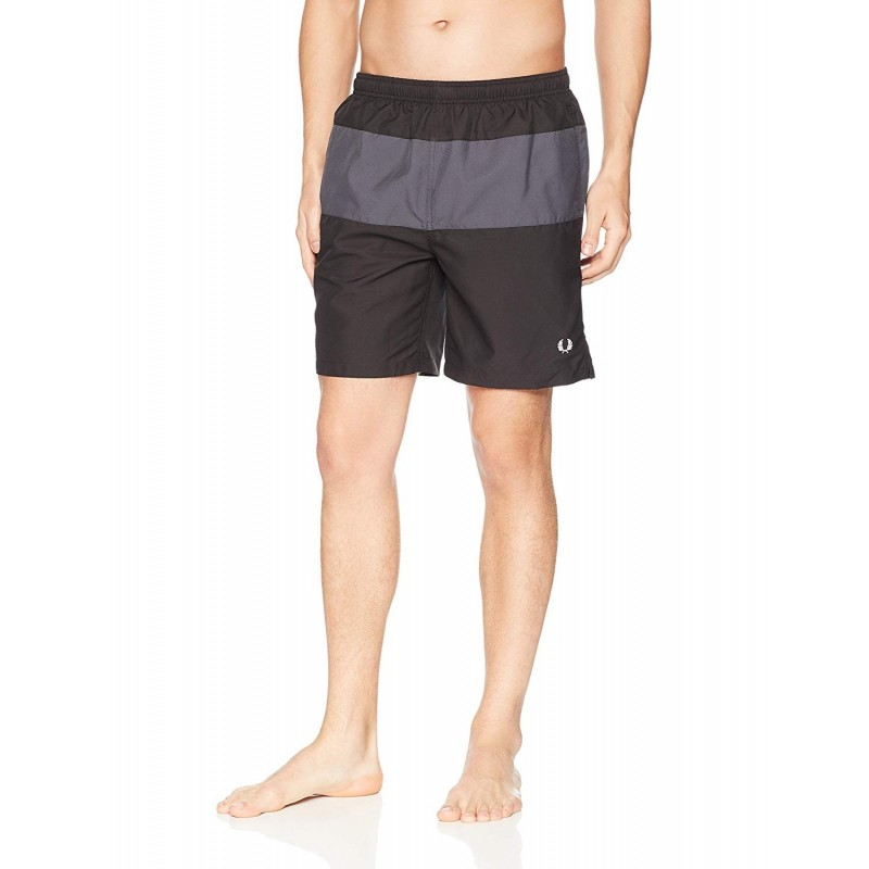 Maillot de bain Fred Perry couleur...