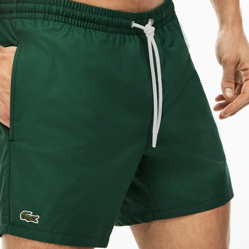 Swimsuit man green color Lacoste...