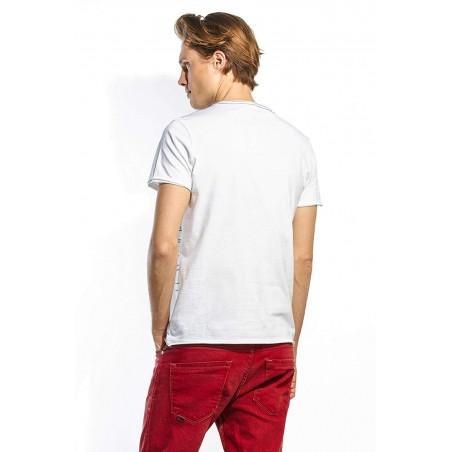 Camiseta hombre manga corta SALSA JEANS1120650001 - Camisetas Tops - Ropa de marca Salsa Jeans Camisa Hombre Manga corta cuello