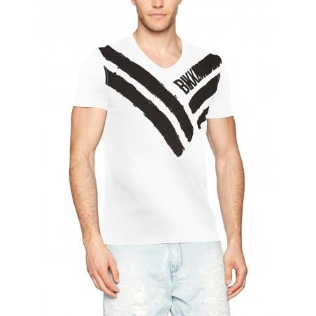 Camiseta para hombre Dirk Bikkembergs - Camisetas|Tops - Ropa de marca Dirk Bikkembergs Camiseta Hombre Manga corta cuello pico