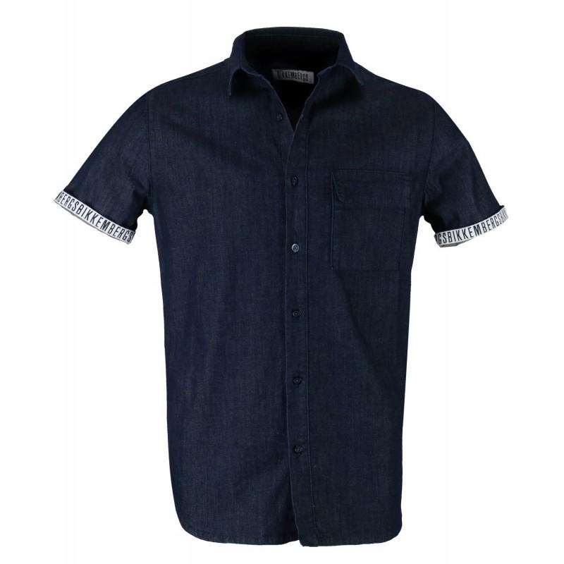 Camisa manga corta hombre...