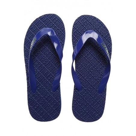 Chanclas hombre BIKKEMBERGS B6A8024 BLU - Chanclas y sandalias - Ropa de marca Dirk Bikkembergs Zapato Hombre color azul De quit