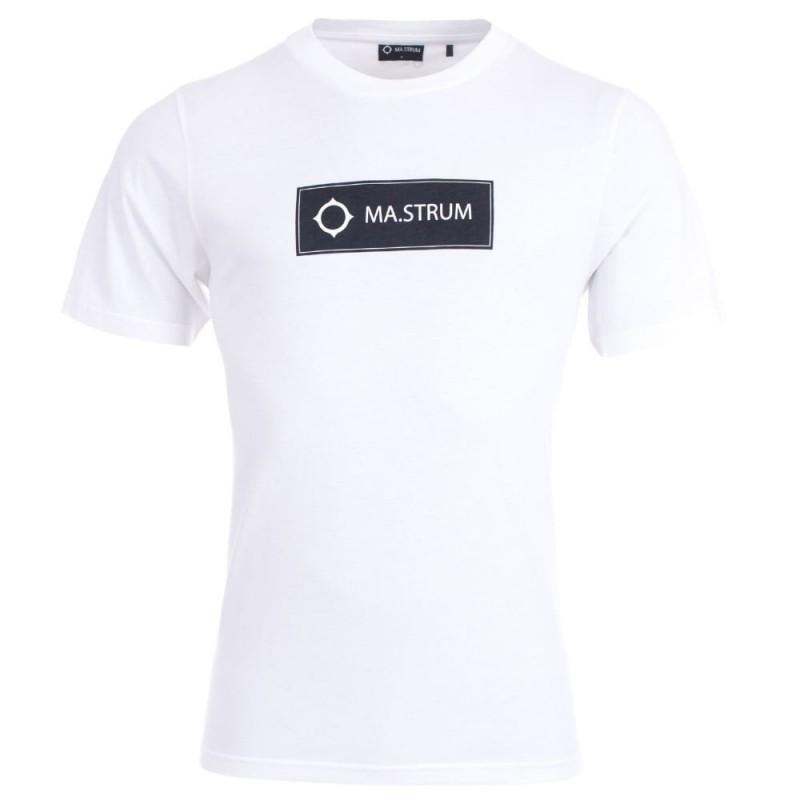 Mens Mastrum Icon Box Logo t-shirt...