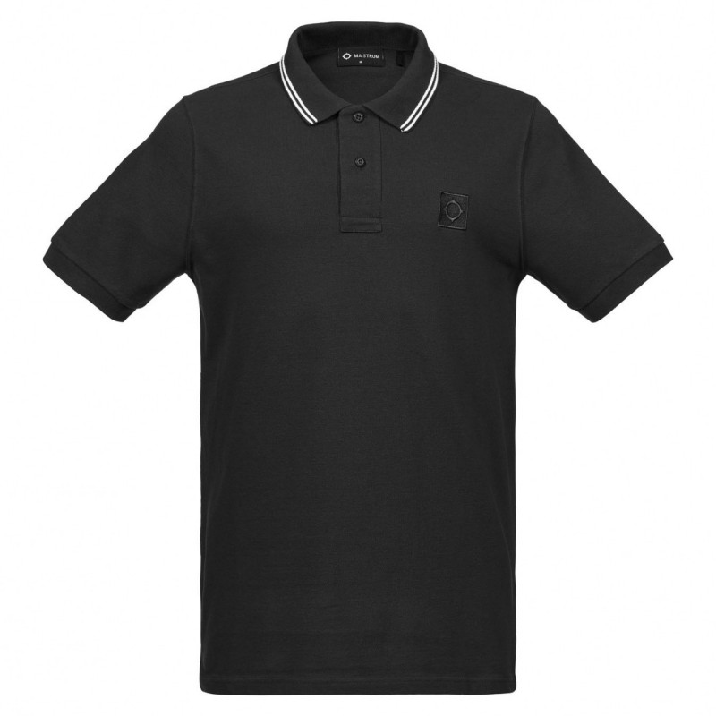 Ma Strum polo Icon Logo color azul...