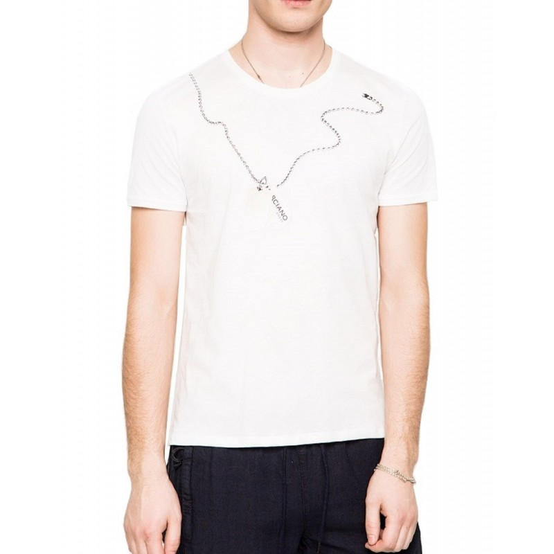 T-Shirt Guess by Marciano Chain White