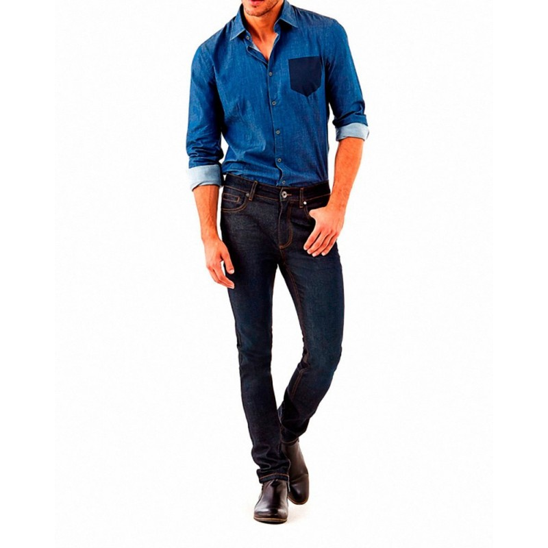 Camisa Guess by Marciano Jean Denim