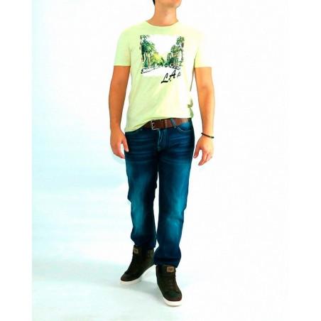 Camiseta Guess by Marciano Beach - Camisetas|Tops - Ropa de marca Guess by Marciano Camiseta Hombre Manga corta cuello redondo c