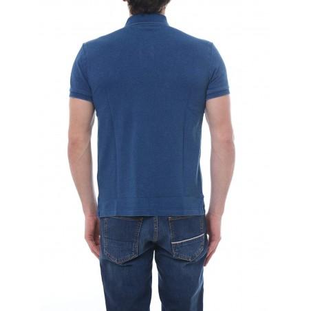 Polo manga corta Ralph Lauren color BLUE JEANS - Polos|Camisas - Ropa de marca Polo Ralph Lauren Polo Hombre Manga corta cuello