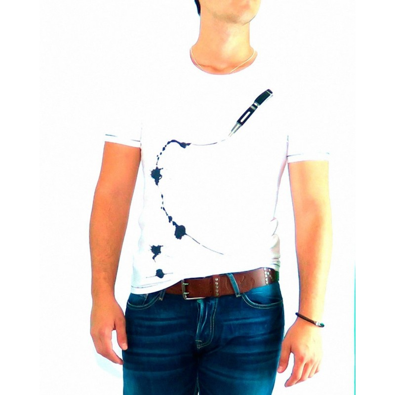 Camiseta Guess by Marciano Stylo Blanco