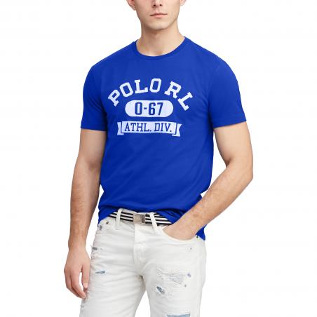 Camiseta manga corta hombre RALPH LAUREN  710740968003 - Camisetas Tops - Ropa de marca Polo Ralph Lauren Camiseta Hombre Manga