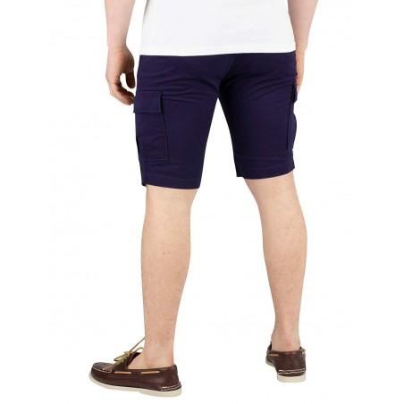 Short de hombre LYLE & SCOTT SH807VZ99 - Shorts|Bermudas - Ropa de marca Lyle & Scott Ltd. Short Hombre color azul marino con bo