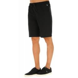 Polo Ralph Lauren Bermuda-Short Sleep Noir p - Shorts - Achat de vêtements Polo Ralph Lauren Short Homme couleur noir avec gomme