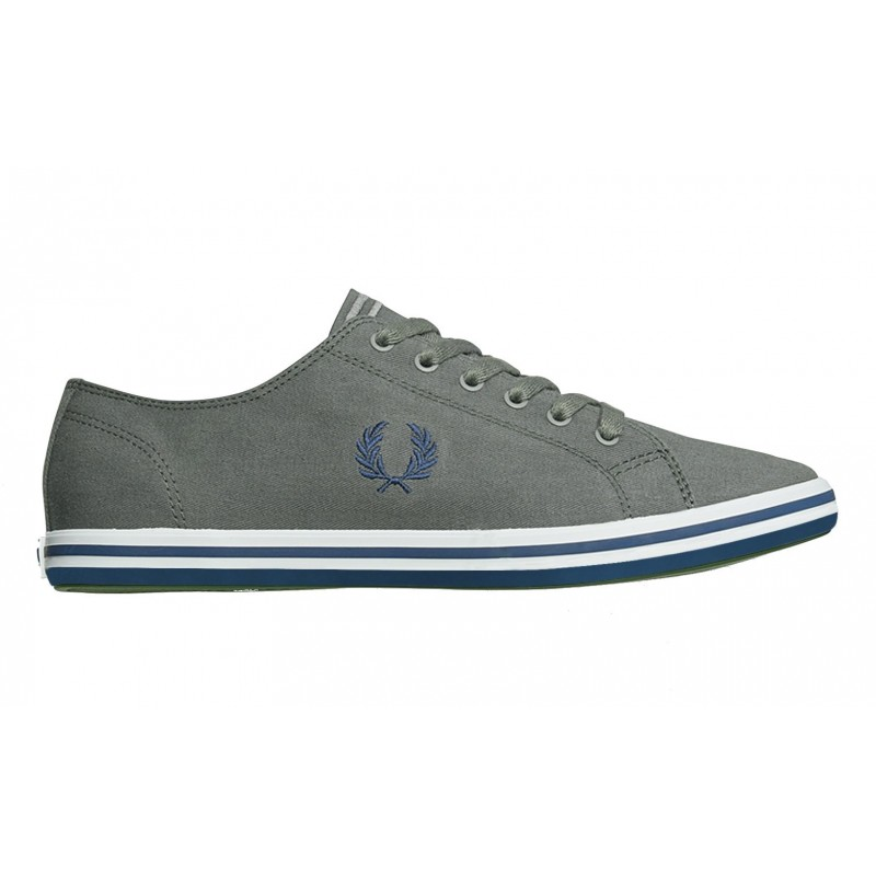 Men shoes Fred Perry kingston grey...