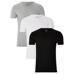 PACK DE 3 T-SHIRTS RALPH LAUREN MULTI COLOR - T-shirts|Tops - Achat de vêtements Polo Ralph Lauren T-Shirt Homme Manche courte C