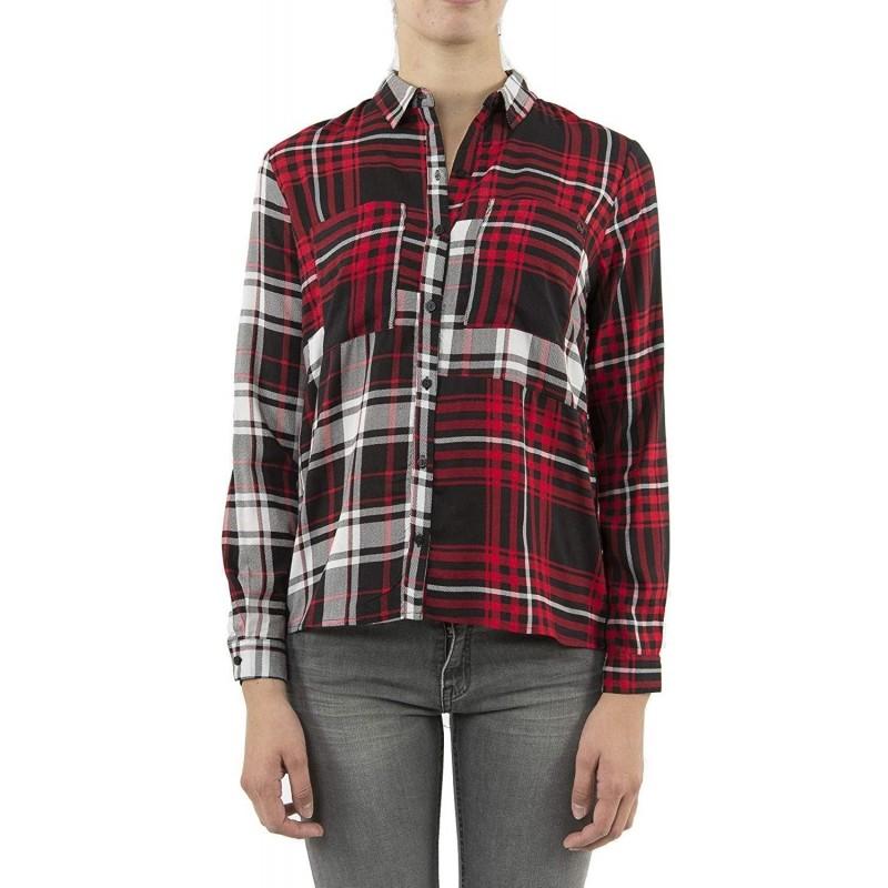 shirt woman long sleeve KAPORAL JEANS...