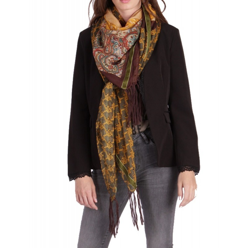 Handkerchief or neck scarf for woman...