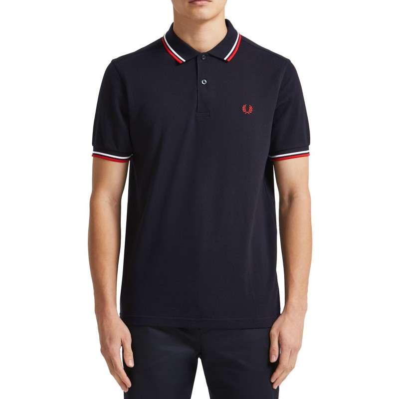 Polo man short sleeve FRED PERRY 5410...