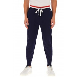 Pantalon de jogging sport pour homme de la marque Ralph Lauren bleu marine avec taille 3 couleurs 714687592005 - Jeans|Pantalons