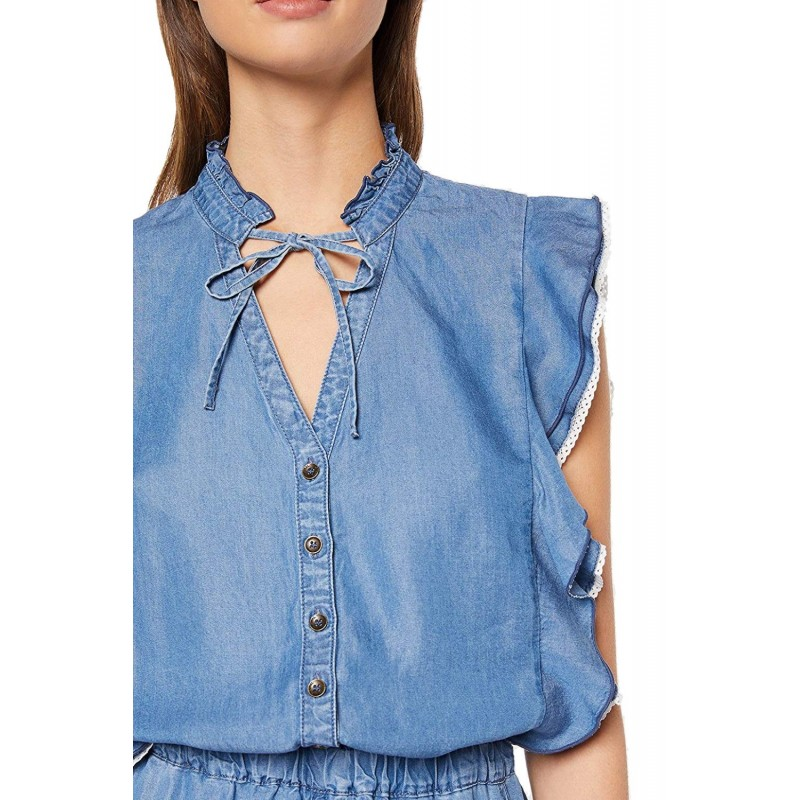 Camiseta Guess by Marciano Kadre Blanca