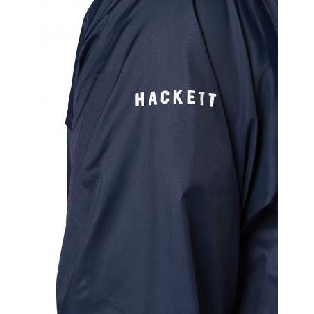 Chaqueta fina para viento y lluvia hombre Hackett HM402230 595 - Chaquetas - Ropa de marca Hackett London Chaqueta Hombre Manga