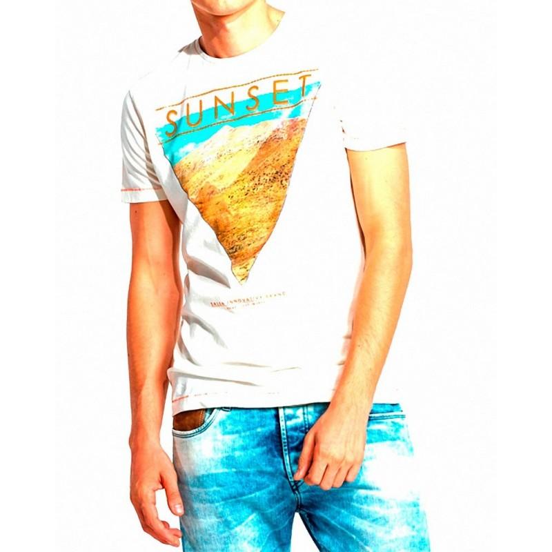 Camiseta Jandro Salsa Jeans