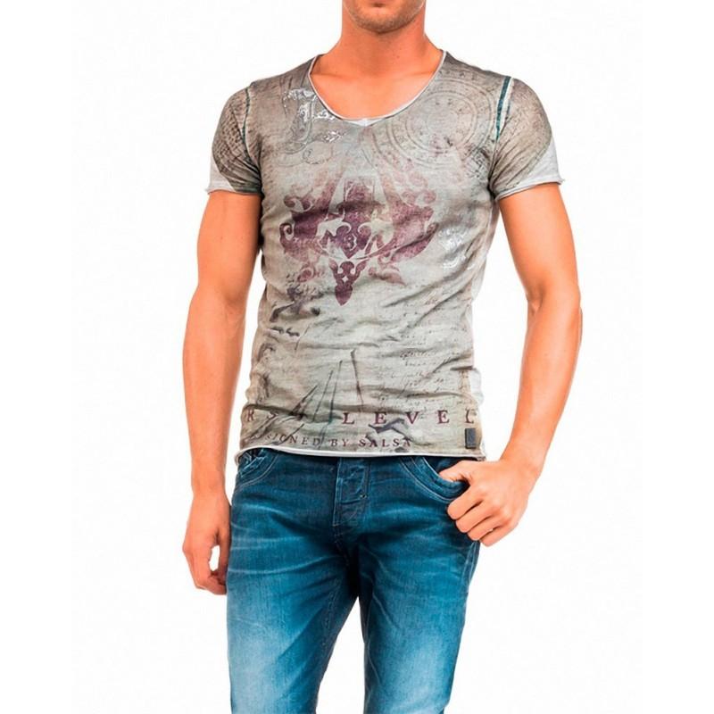 Camiseta Paloma Salsa Jeans