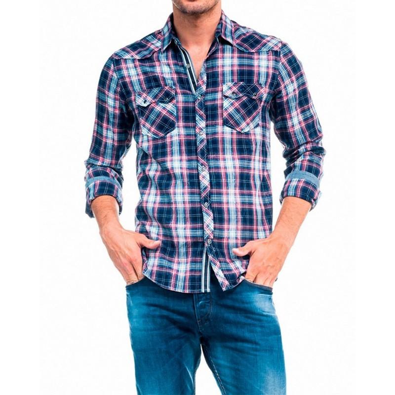 Camisa Franc Salsa Jeans